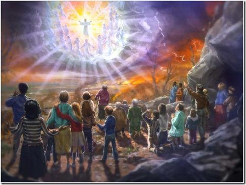 a volta de Jesus