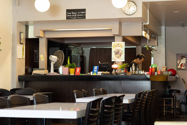 Nins Cabin Cafe