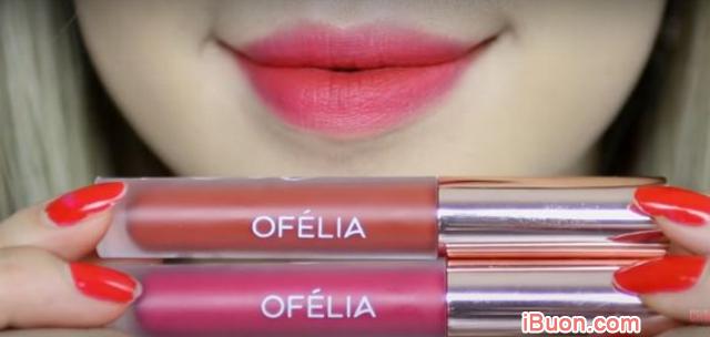 Ofelia Touch Of Rose - Dòng Son kem đang được giới trẻ ưa chuộng nhất + Hình 8