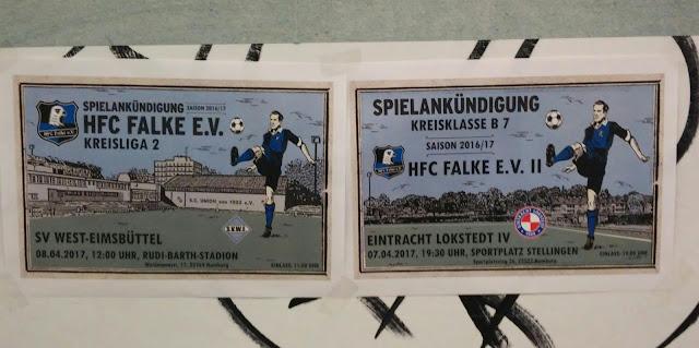 hfc Falke Fußball Hamburg
