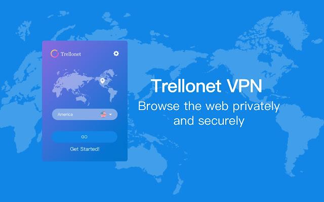 Trellonet - Free Unlimited VPN Proxy