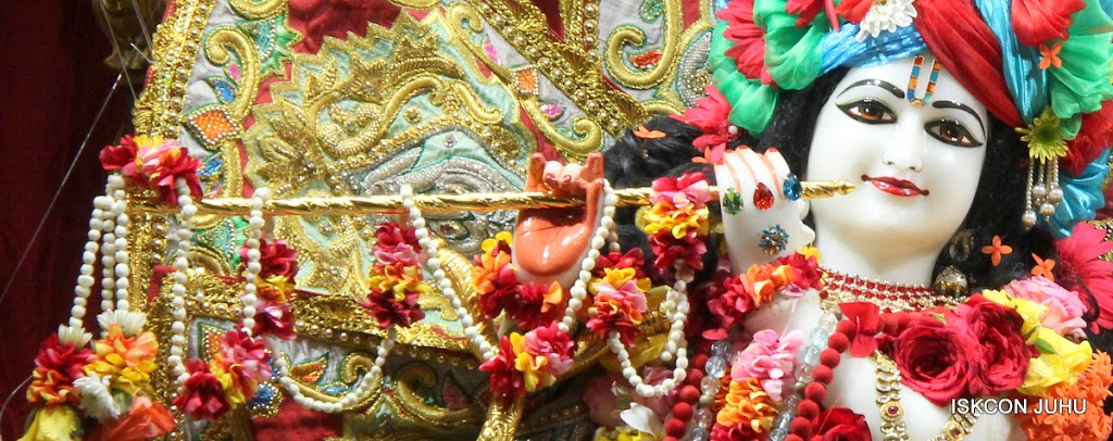 ISKCON Juhu Sringar Deity Darshan on 23rd Aug 2016 (14)