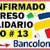 Bancolombia confirma cuándo comenzará el pago del Ingreso Solidario de abril.