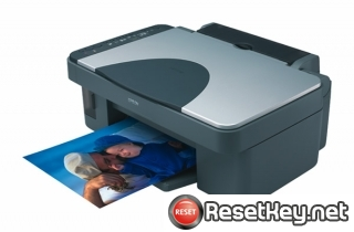Reset Epson RX430 printer Waste Ink Pads Counter