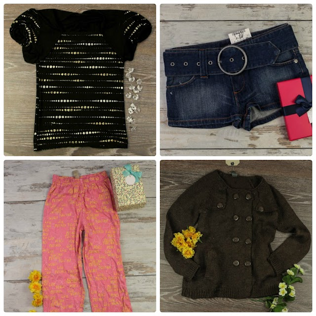 Одежда для девочек (возраст 7-8 лет)