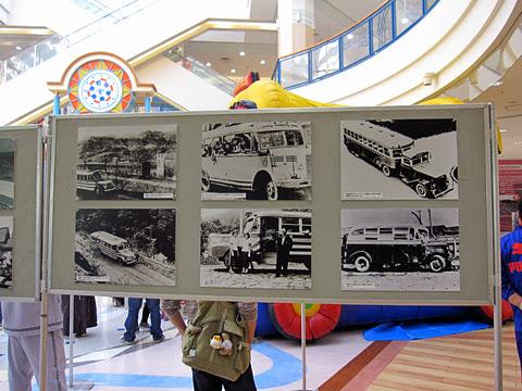 北海道バスフェスティバル2014 懐かしのバス写真展 その1