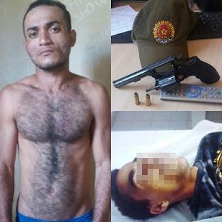 Acusado de homicídio em Jacareacanga é preso pela PM