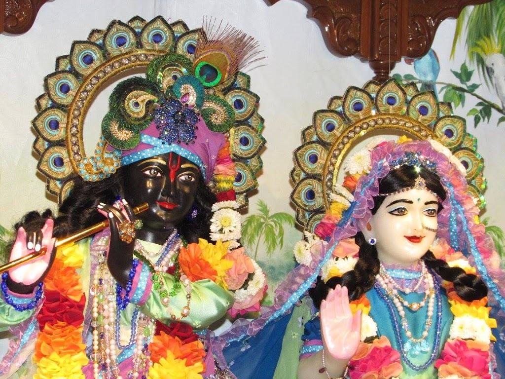 ISKCON New Goloka Deity Darshan 11 Dec 2016 (3)