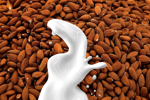Almond Milk Is Potentially Dangerous For Children