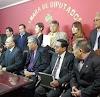 POR TERCERA VEZ: Dirigentes del PDC SOLICITAN la emisión de una  CONMINATORIA al TSE para realización de elecciones de directivas departamentales
