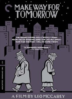Dejad paso al mañana - Make Way For Tomorrow (1937)