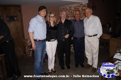 Uma festa com requinte e sabor, na Noite de Aut�grafos de Danilo Ucha na Fronteira da Paz