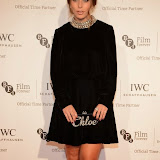 WWW.ENTSIMAGES.COM -   Chloe Green   arriving at       IWC Schaffhausen and BFI London Film Festival - private dinner at Battersea Evolution, London October 7th 2014Swiss watch brand and British Film Institute host party to celebrate their three year partnership.                                                Photo Mobis Photos/OIC 0203 174 1069