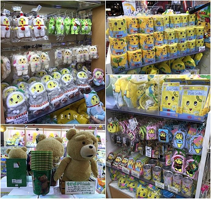 7 東京 原宿 表參道 KiddyLand 卡娜赫拉的小動物 PP助與兔兔 史努比 Snoopy Hello Kitty 龍貓 Totoro 拉拉熊 Rilakkuma 迪士尼 Disney