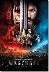 poster warcraft l'inizio