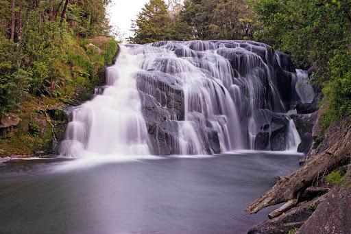 Our beautiful waterfall