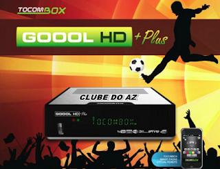 TOCOMBOX GOOOL HD PLUS NOVA ATUALIZAÇÃO V 2.057 - 04/11/2020