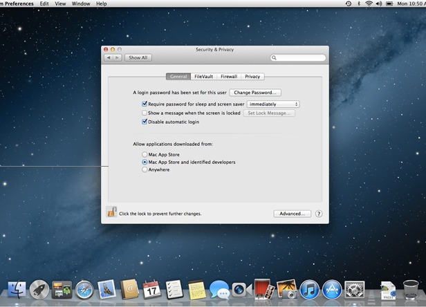 12 gatekeeper Top 10 New Features in Apple OS X Mountain Lion