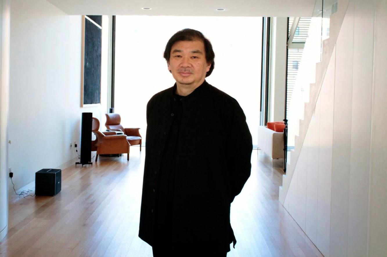 Pritzker: SHIGERU BAN WINS 2014 PRITZKER ARCHITECTURE PRIZE