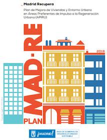 El Plan MAD-RE para la accesibilidad, el consumo energético y conservación de viviendas