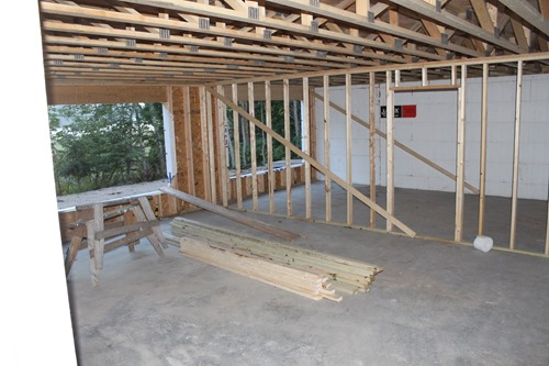 new part basement
