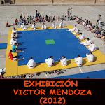EXHIBICIÓN VICTOR MENDOZA 2012