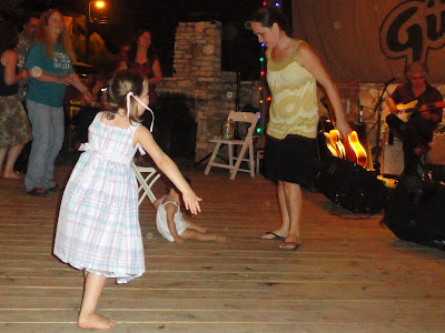 Growing Up Austin - Ausitn Kids Dance - Guero's