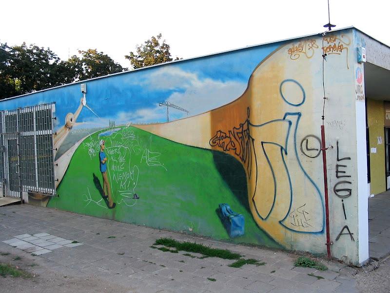 Malownicze graffiti