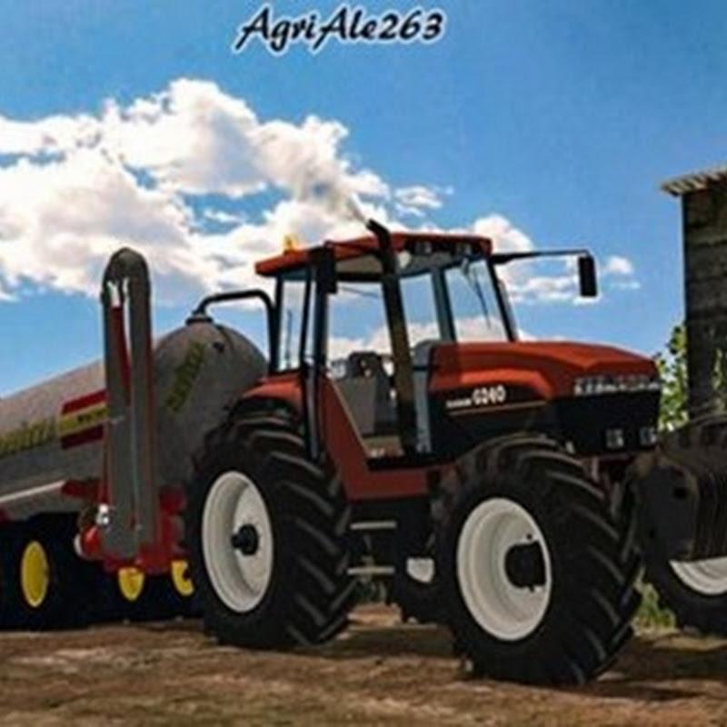 Farming simulator 2015 - Fiatagri G240 V 2.0 mod