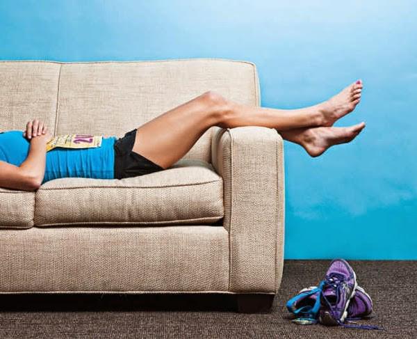 Descanso para maratón