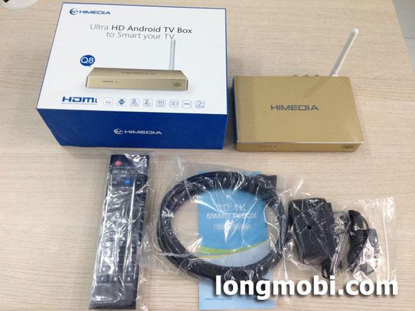 Đầu phát HD Himedia Q10IV Thái Nguyên