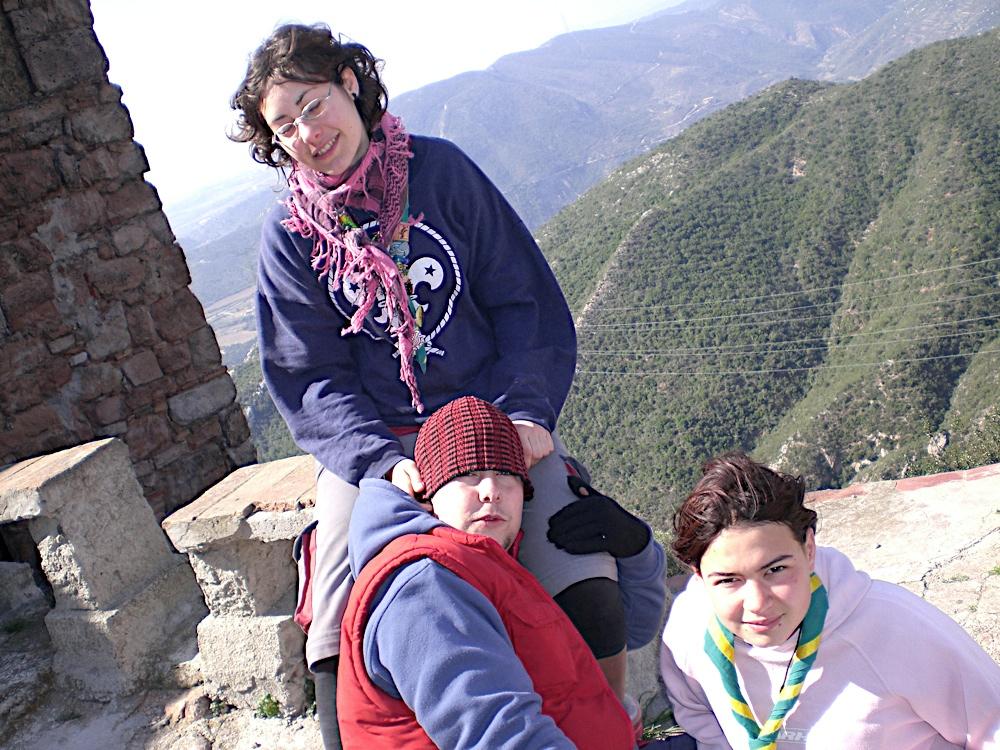 Sortida Sant Salvador de les espasses 2006 - CIMG8342.JPG