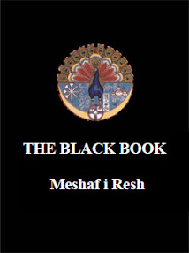 Cover of Meshafi Resh's Book The Black Book