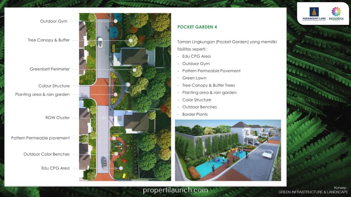 Pocket Garden 4 Pasadena Residences