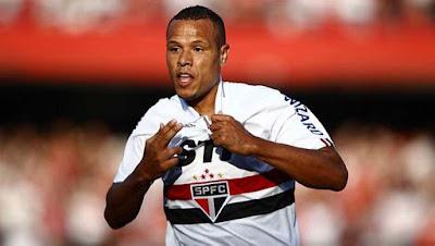© Felipe Rau/Estadão Luis Fabiano está em hospital após testar positivo para covid-19