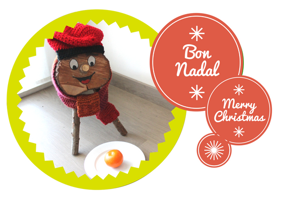 Not 2 late to craft: Bon Nadal / Merry Christmas