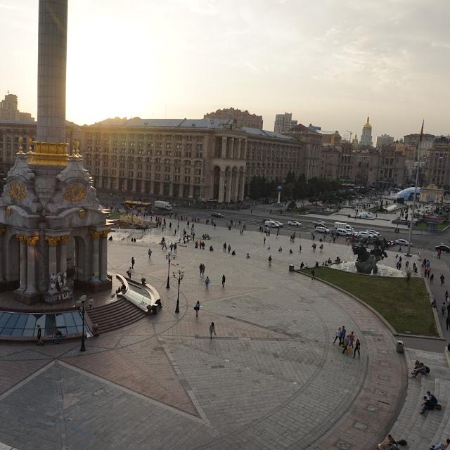 Kiova ja Ukraina matkakohteena / Kiehtova Itä-Eurooppa