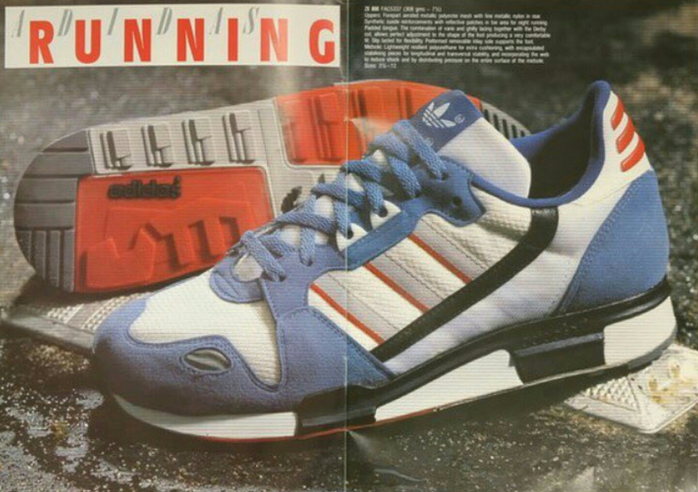 cd9e97c0c57b6 ... release date the adidas zx800 was one of the first shoes to be worn by  athletes