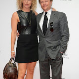 WWW.ENTSIMAGES.COM -    Sally-Ann Stuke and Neil Stuke  arriving     at       Jaguar XE - World premiere and  Global launch party at Earls Court Exhibition Centre, London September 8th 2014Jaguar premieres its new Jaguar XE car to press and VIPs                                               Photo Mobis Photos/OIC 0203 174 1069