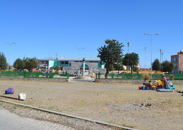 Urbanizaciones de El Alto