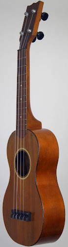 London made mahogany soprano ukulele