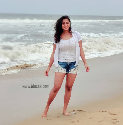 Actress Kaniha's latest picture