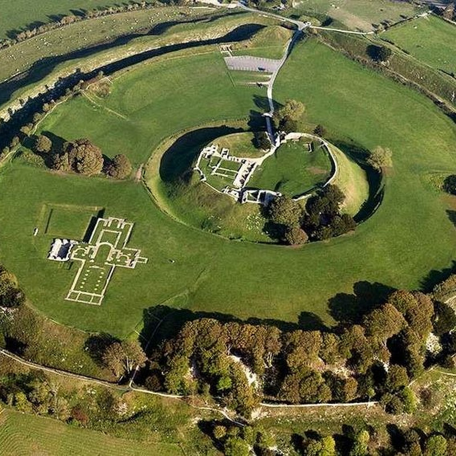 Old Sarum of Salisbury