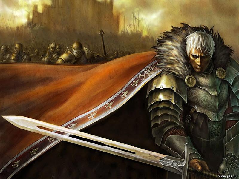 Dispair Of Luciferian Knight, Warriors 3