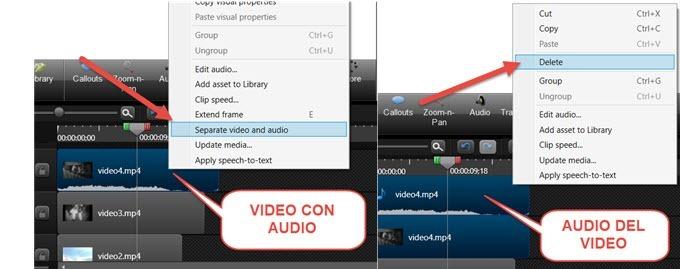 eliminare-audio