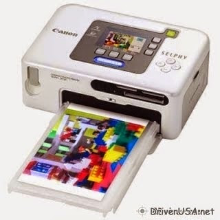 Download latest Canon SELPHY CP730 inkjet printer driver – how to set up