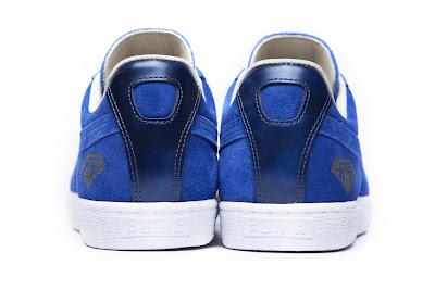 # PUMA SUEDE系列慶祝45週年:推出全球限量SUEDE SAPPHIRE紀念鞋款 5