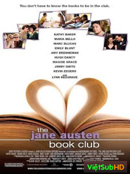Câu Lạc Bộ Sách Jane Austen