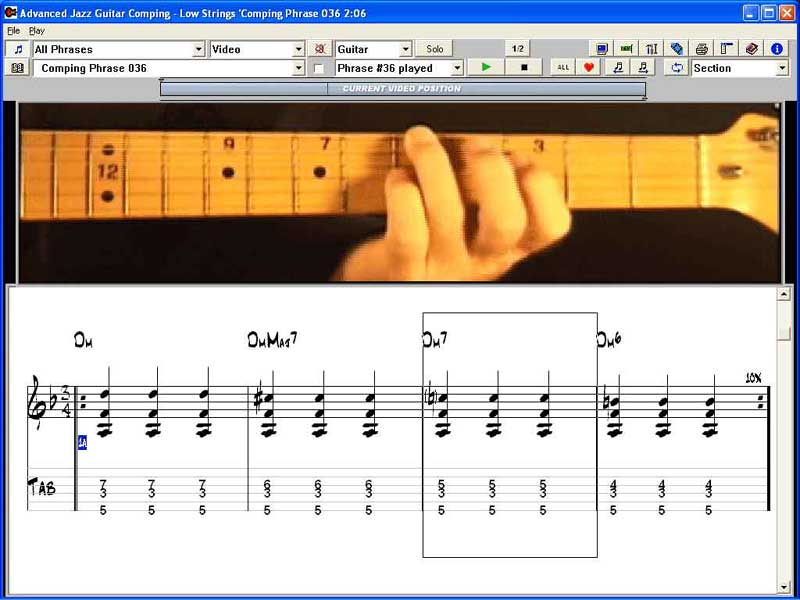 Video Guitar Lessons: Essential Jazz Guitar (Vol. 1, 2, 3)