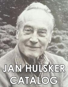 Jan Hulsker's Vincent van Gogh Catalog